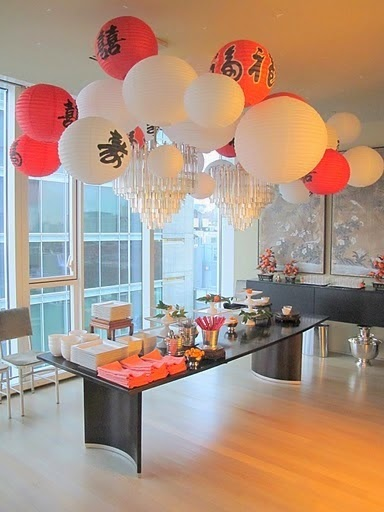 Fun 'N' Frolic: Chinese New Year Party Decoration Ideas