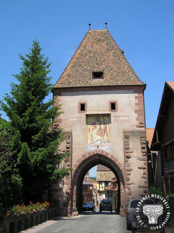 Boersch Plus Petite Ville De France