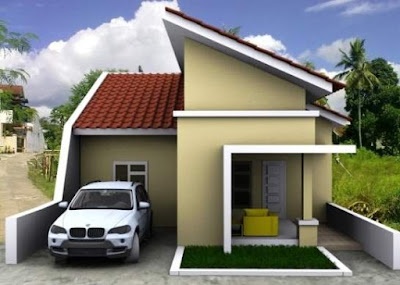 Aneka Model Atap Rumah Minimalis 1 & 2 Lantai Terbaru