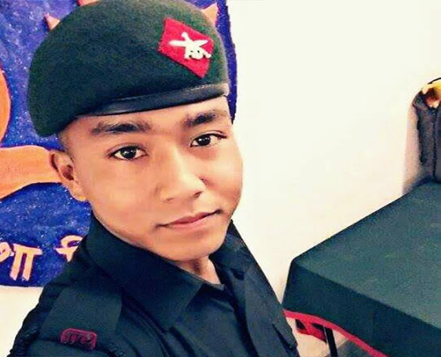 Jiwan Gurung dead in Kahmir cross firing