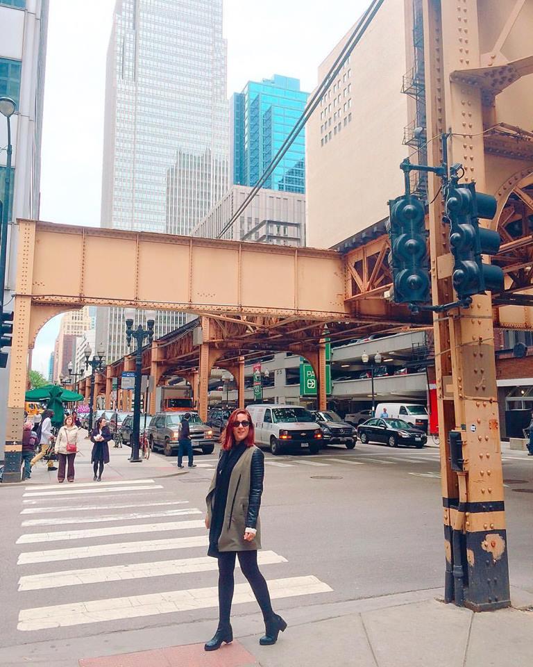 tren de chicago