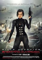 Resident Evil 5: Venganza (12/05)