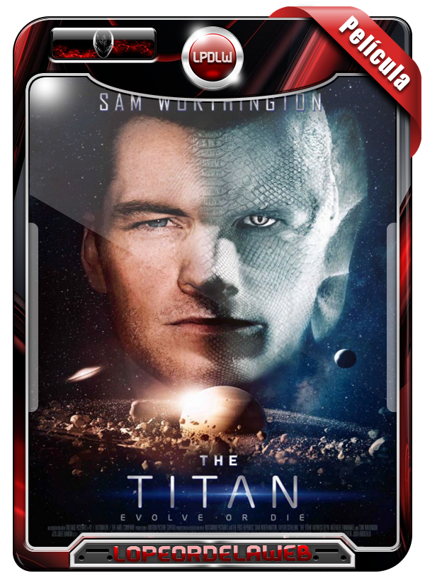 The Titan (2018) [Ciencia Ficción] WebRip 720p Dual Mega