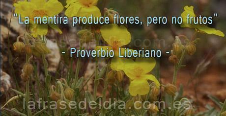 Proverbio liberiano
