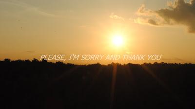 Maaf dan Terimakasih