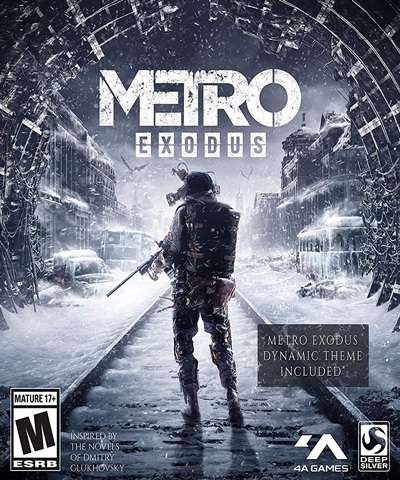 โหลดเกมส์ Metro Exodus