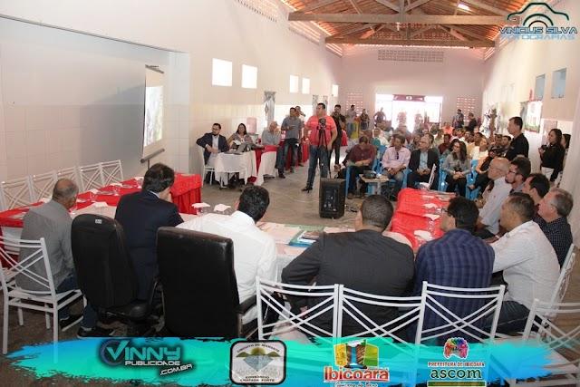 Confira imagens da assembleia do consórcio Chapada Forte em Ibicoara