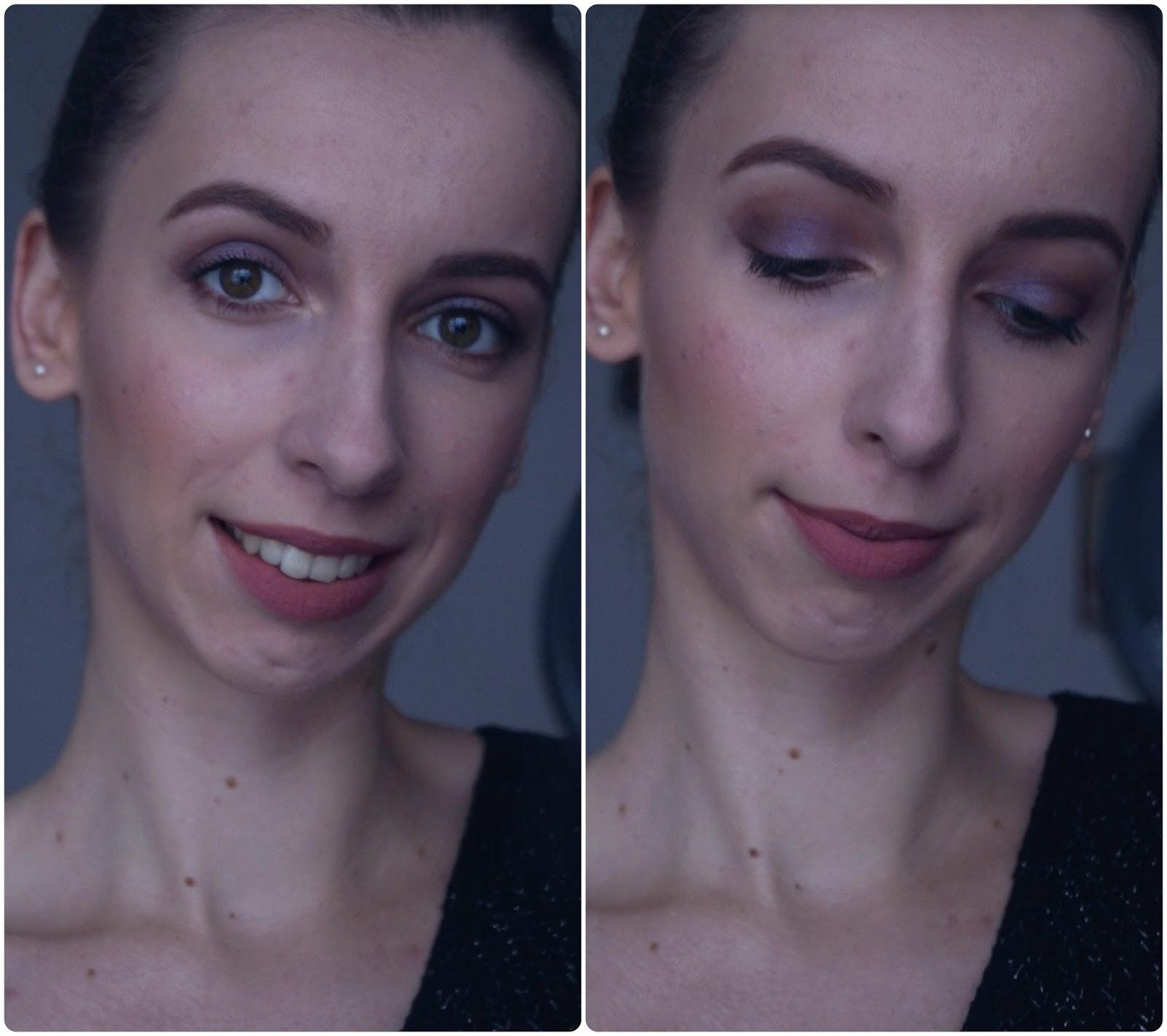 Makijaż sylwestrowy z Eveline Cosmetics