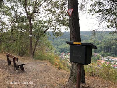 Schornsteinberg in Rübeland