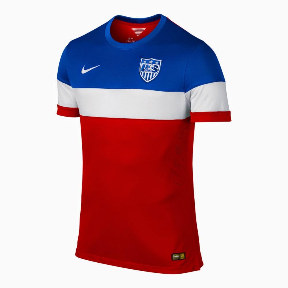 SHHHHH...: Men's Nike USA 2014/2015 Away Match Jersey