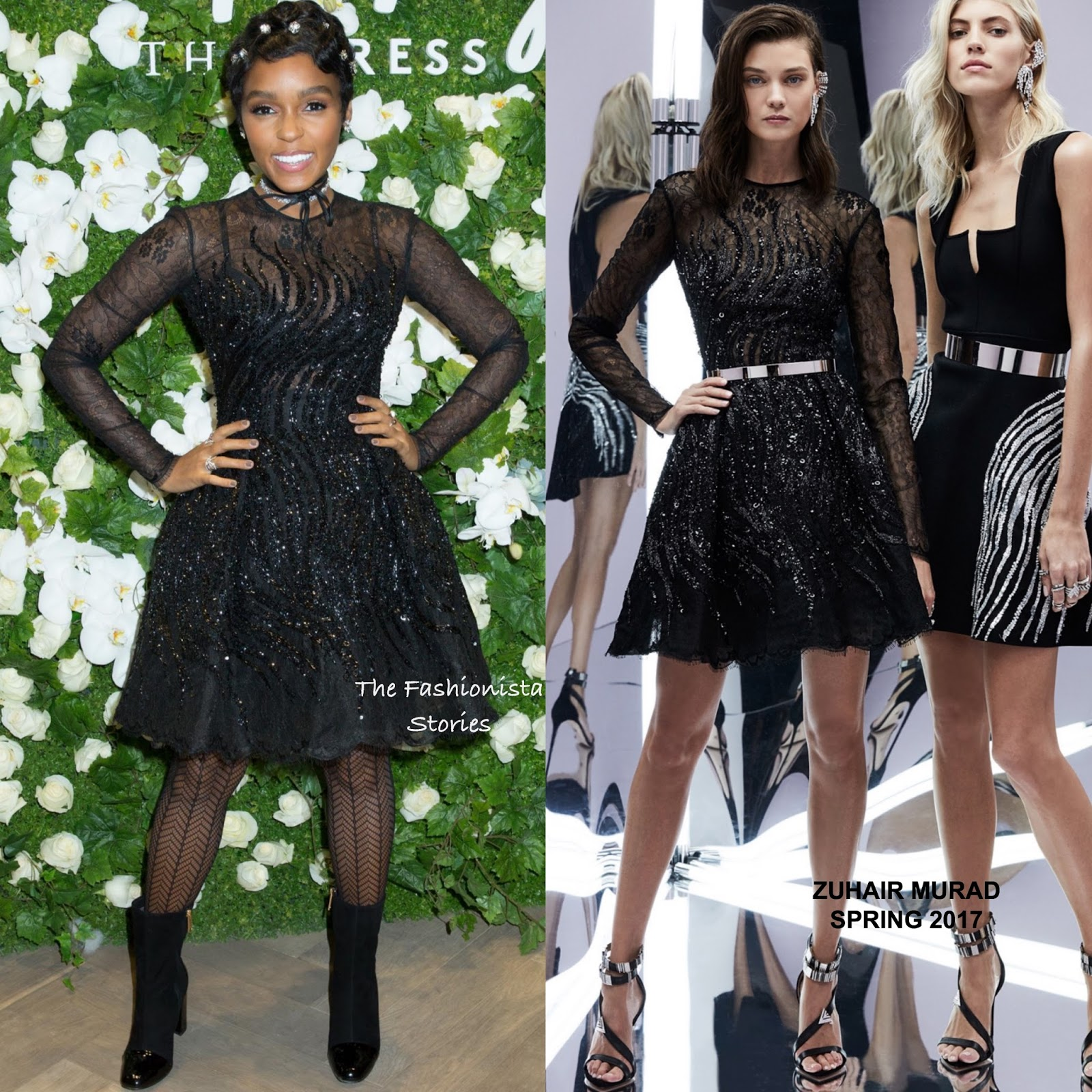 Janelle Monae in Zuhair Murad at the Lord & Taylor \'The Dress ...