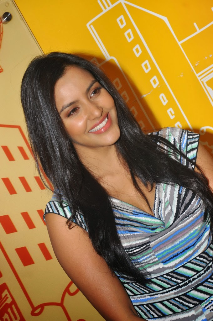 Priya Anand at Venkys XPRS Restaurant Event Pics