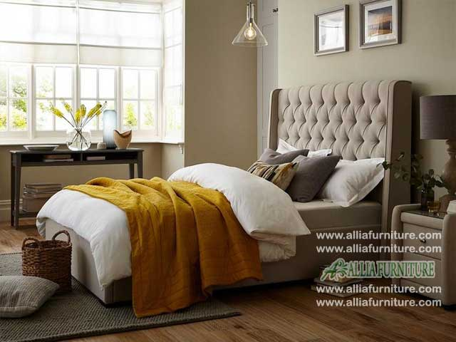 tempat tidur minimalis lapis model bern