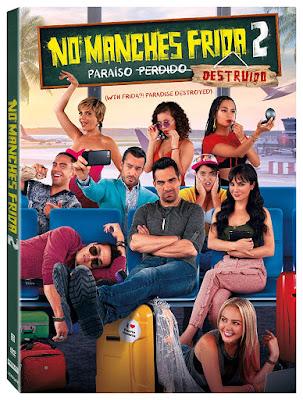No Manches Frida 2 Dvd