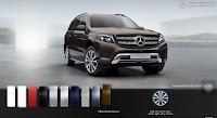 Mercedes GLS 400 4MATIC 2017 màu Nâu Citrine 796