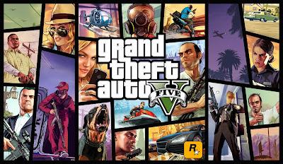 לא יאומן: GTA V במקום הראשון בטבלת המכירות השבועית של בריטניה