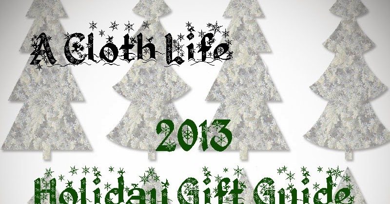 A Cloth Life: Holiday Gift Guide: Expectant Moms