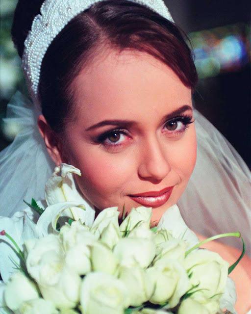 Paulina (Gabriela Spnic) Noiva, A usurpadora