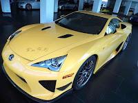 7 milyon dolarlık otomobil