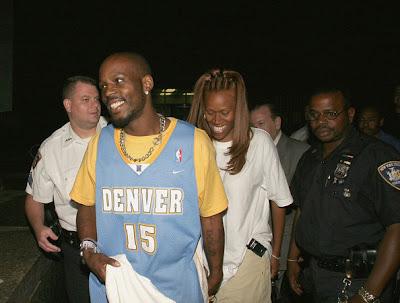 dmx arrested marijuana weed