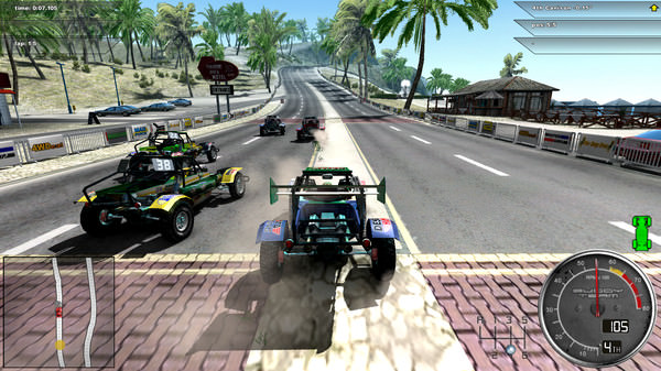Cross Racing Championship Extreme PC Full