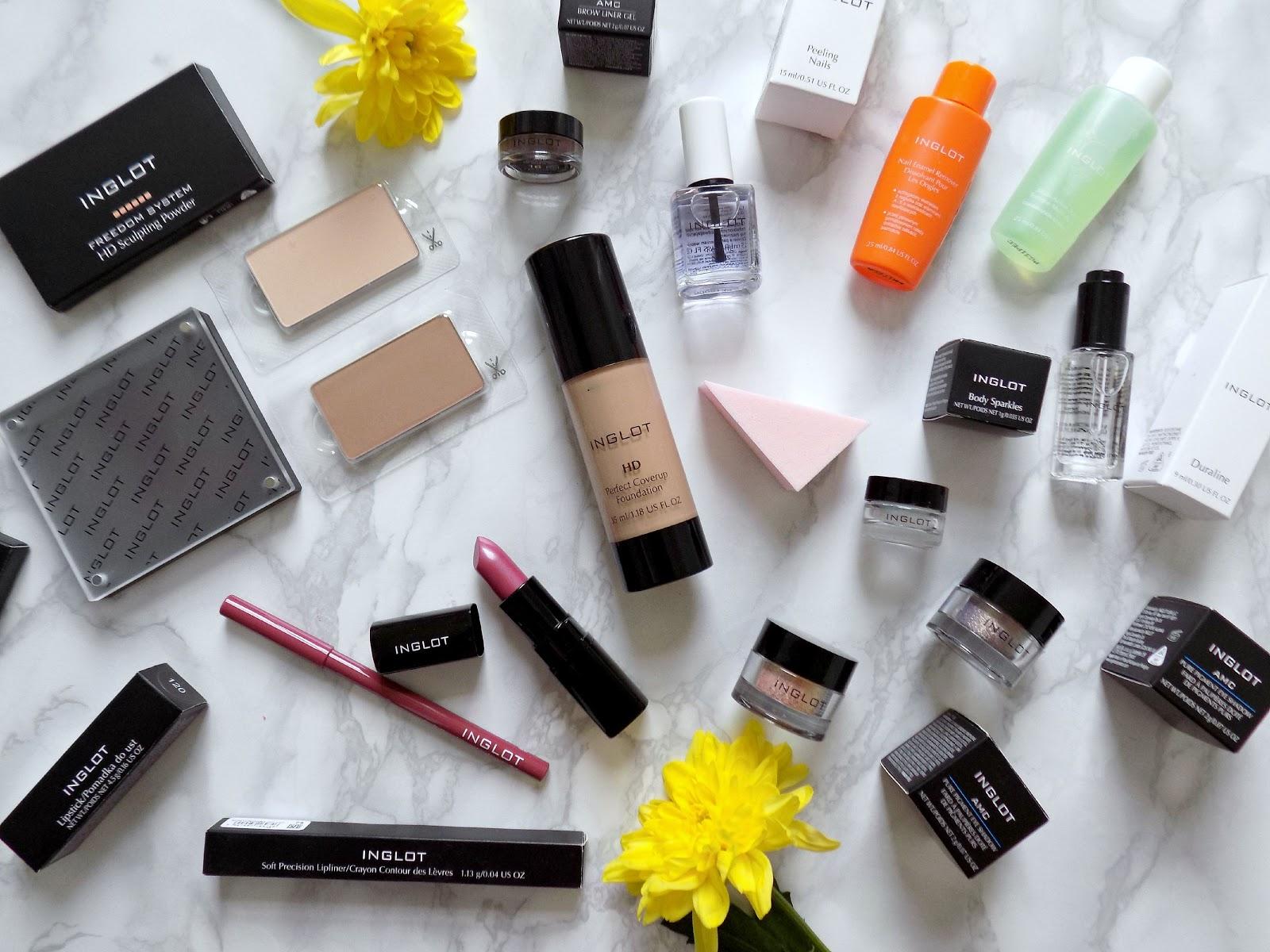 Inglot Makeup Reviews Uk - Mugeek Vidalondon