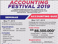 IMAKTA PROUDLY PRESENTS ACCOUNTING FESTIVAL 2019