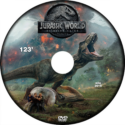 Jurassic World - El Reino caído - [2018]