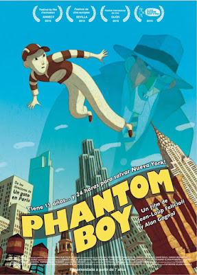 Cartel: Phantom Boy (2015)