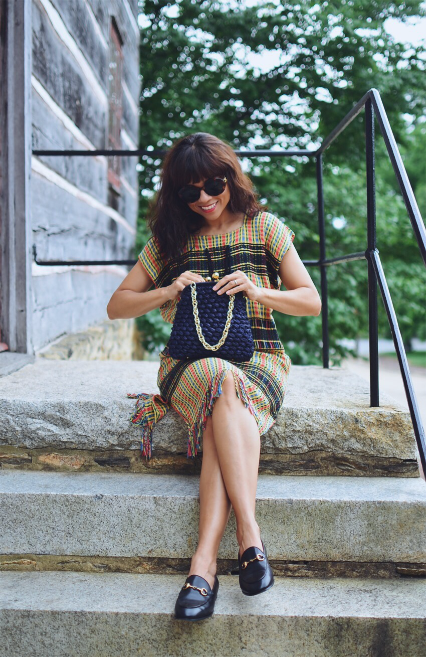 Kaftan Dress Street Style