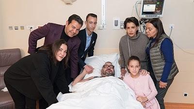 Le roi Mohammed VI a subi avec succès une opération aujourd'hui