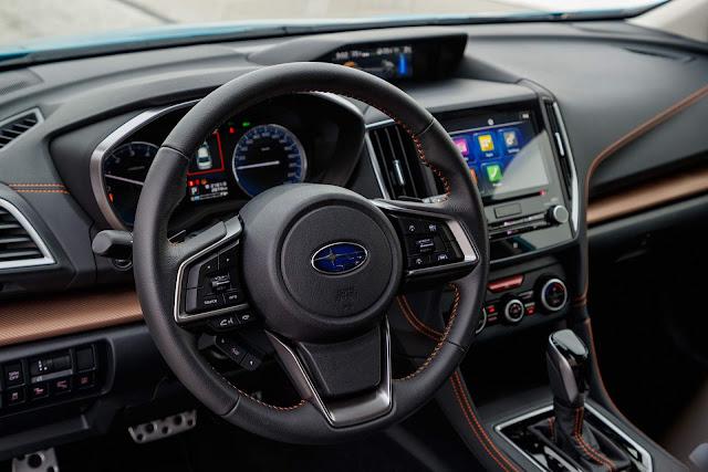 Subaru XV e-Boxer 2020 - interior