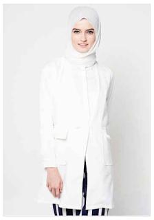 Foto Baju Muslim Modern Wanita Terbaru 2018