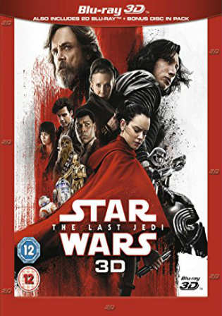 Star Wars The Last Jedi 2017 BRRip 450MB Hindi Dubbed Dual Audio 480p ESub watch Online Full Movie Download bolly4u