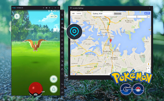 How to instal Pokemon GO on Laptop or PC Game Online Shop Grosir Game PC  Sharing Game PC Tutorial