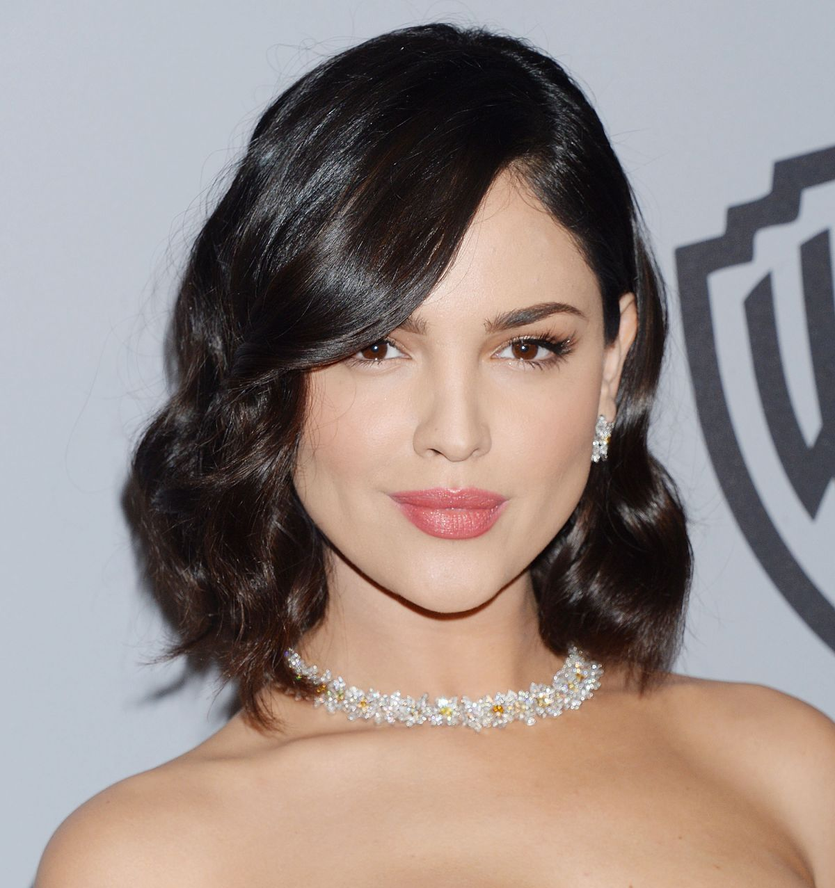 Eiza Gonzalez At Instyle And Warner Bros Golden Globes After Party In Los Angeles