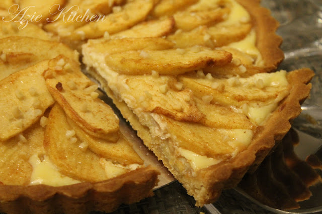 Apple Cream Tart
