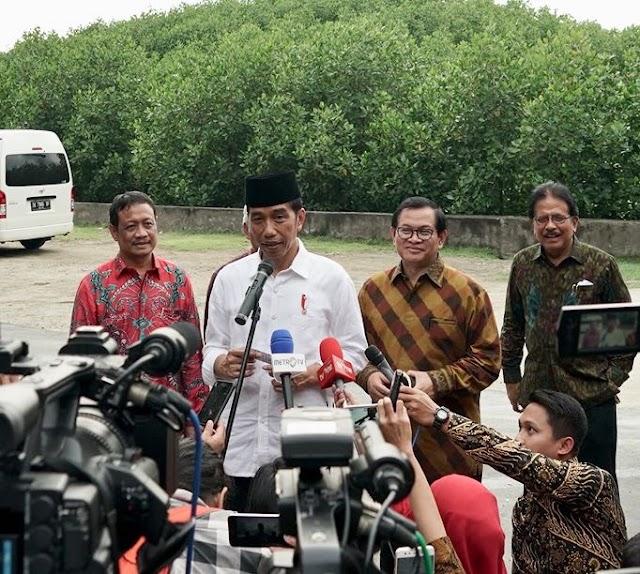 Presiden Jokowi Kembali Dicalonkan Di Pilpres 2019