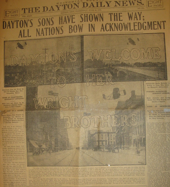 Dayton's Sons Have Shown The Way: All Nations Bow In Acknowledgment