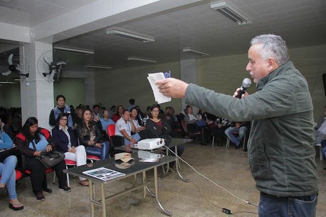 Senador Canedo: Relatório sobre ações contra a Dengue é apresentado