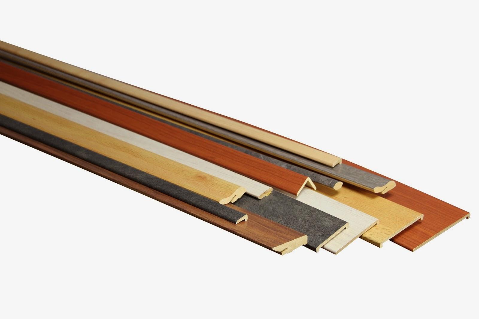 Treppenrenovierung selber machen - Leisten-Sortiment