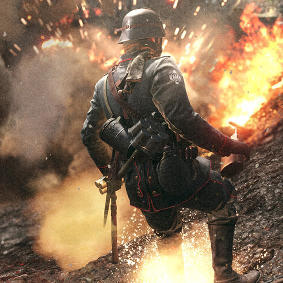 Battlefield Soldier Wallpaper Engine