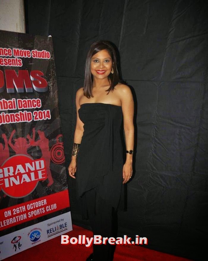 Manini Mishra, Photos from UDMS Dance Championship 2014