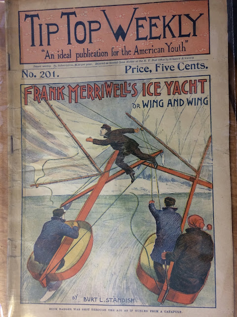 Ice Boating Art & Illustrations