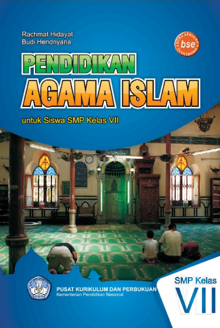Download Buku Siswa KTSP SMP dan MTs Kelas 7 Pendidikan Agama Islam