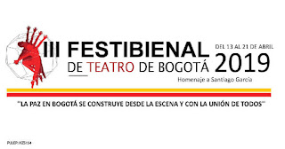 II FESTIBIENAL de Teatro de Bogotá 2019