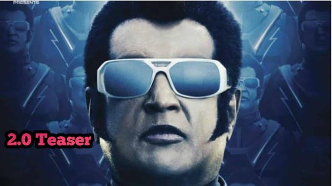 2.0 Teaser सूपरस्टार रजनीकांत औऱ सुपरस्टार अक्षय कुमार ने मचाया तूफान 3.5 करोड़ से ज्यादा देखा गया ये video
