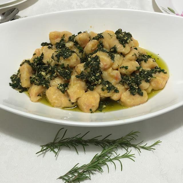 Gnocchi (Niyokki) Tarifi