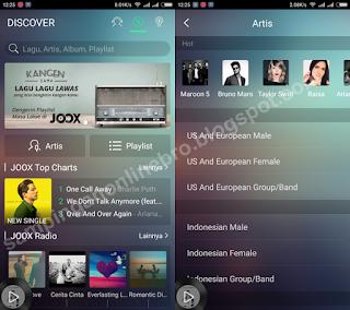 explore joox musik