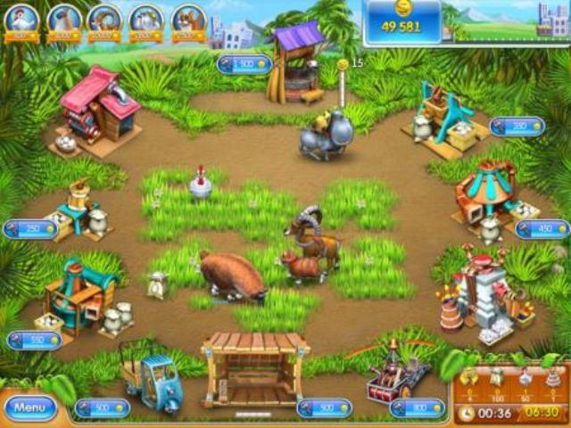 Farm Frenzy 3 Free Download PC Games